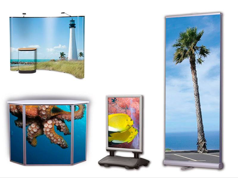 Displays & Messesysteme